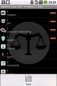 Balance Your Life for Android