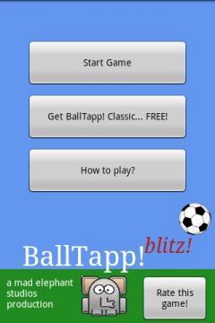 BallTapp! - Blitz!!!
