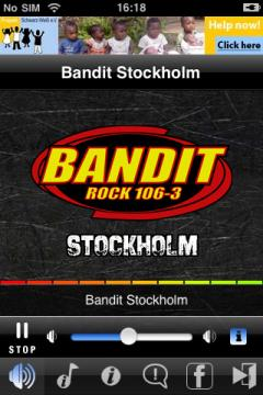 Bandit Rock (iPhone)