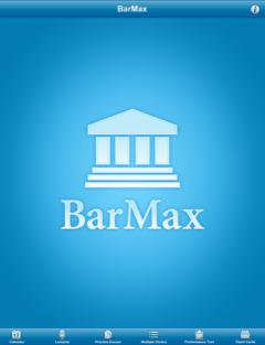 BarMax CA for iPad