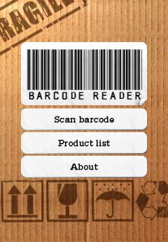 Barcode Reader (iPhone)