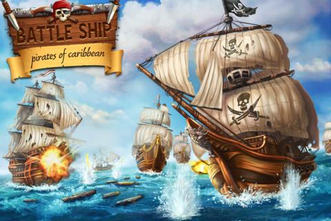 Pirates of Caribbean. Скриншоты к игре Линкор. Карибские Пираты.