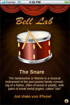 Bell Lab (iPhone)