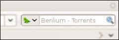 Berilium - Torrents Search - Firefox Addon