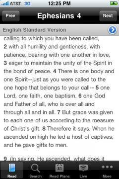 Bible (iPhone/iPad)