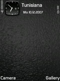 Black OiL Theme