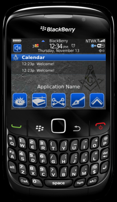 Blackberry 85xx Masonic Theme 1.0