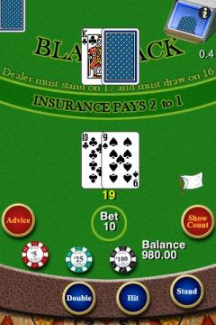 Blackjack (iPhone)