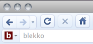 Blekko Search - Firefox Addon