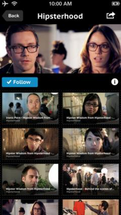 Blip TV for iPhone/iPad