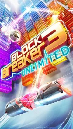 Block Breaker 3 Unlimited (Android)