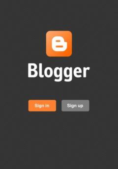 Blogger (iPhone)
