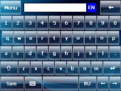 Blue Wave Skin for SPB Keyboard