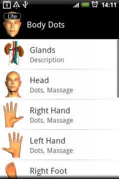 Massage Body Spots Free