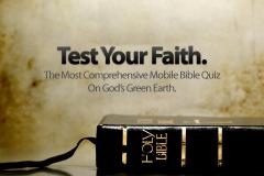 Brain Cafe - Test Your Faith (iPhone)