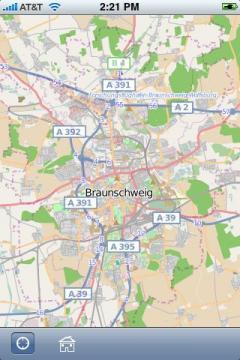 Braunschweig (Germany) Map Offline