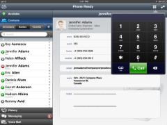 Bria for iPad