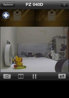 Brickcom Cams for iPhone/iPad