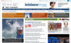 Brisbane Times - Firefox Addon
