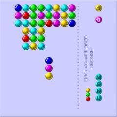 Bubble FlyTrix for Palm OS