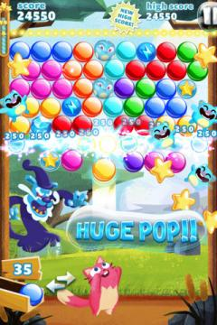 Bubble Mania for iPhone/iPad