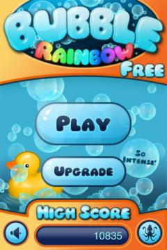Bubble Rainbow Free