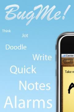 BugMe! Stickies for iPhone/iPad