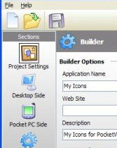Pocket PC Installation Creator