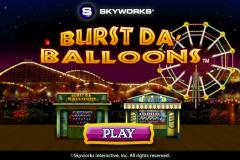 Burst Da' Balloons