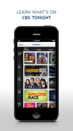 CBS for iPhone/iPad