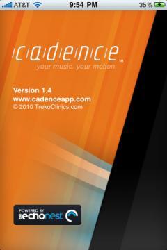 Cadence Run DJ