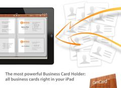 CamCard HD for iPad