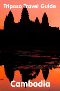 Cambodia Travel Guide by Triposo for iPhone/iPad