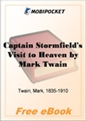 Captain Stormfield's Visit to Heaven for MobiPocket Reader