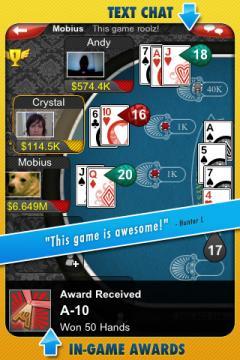 Card Ace: Blackjack