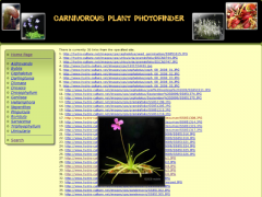 Carnivorous Plant Photo Finder - Firefox Addon