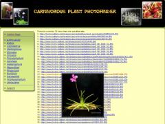 Carnivorous Plant Photo Finder - Firefox Addon