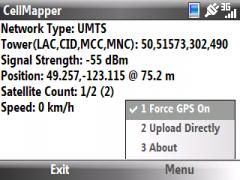 CellMapper (Windows Mobile)