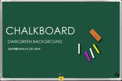 Chalkboard Pro (Darkgreen)