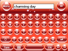 Charming Day Skin for SPB Keyboard