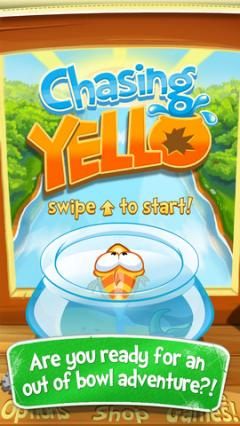 Chasing Yello for iPhone/iPad