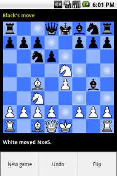 Chess Walk