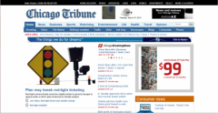 Chicago Tribune - Firefox Addon