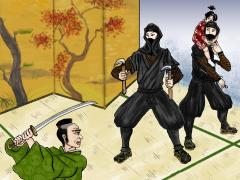 Choice of the Ninja for iPhone/iPad