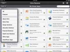 Citrix Receiver for iPad