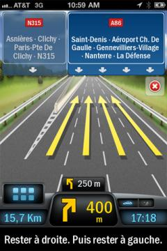 CoPilot Premium France for iOS