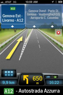CoPilot Premium Italy for iOS