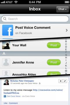 Coco Voice for iPhone/iPad