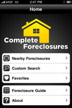 Complete Foreclosures