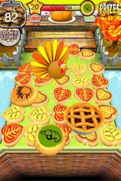 Cookie Dozer - Thanksgiving